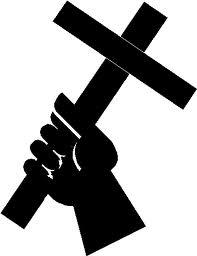 fist cross
